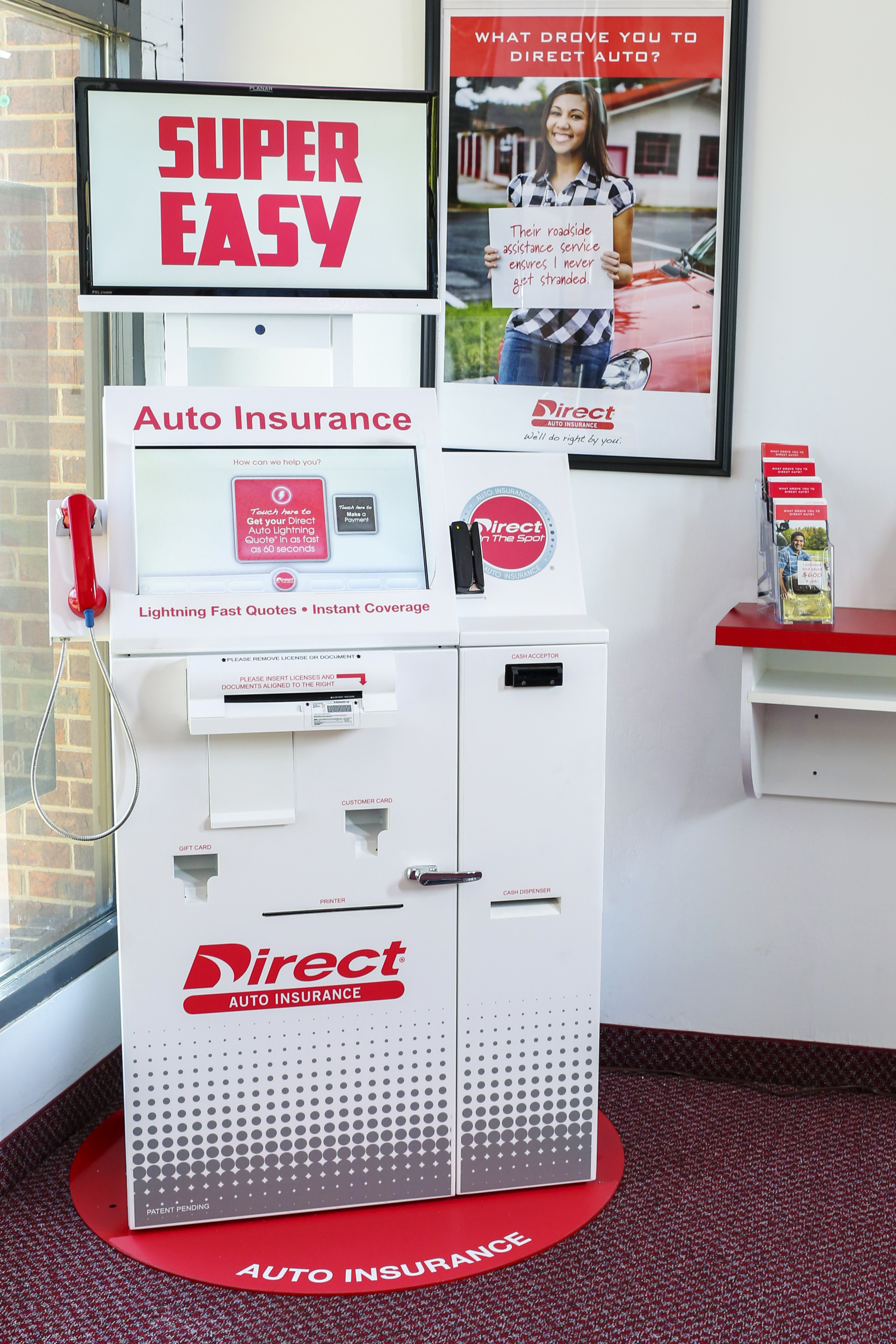 Direct General Insurance Quotes Insurance Kiosks The Wave Of The Future