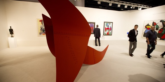 Art Basel Miami AP Photo