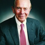 Maurice R. Greenberg, chairman and CEO of Starr Insurance Holdings Inc.