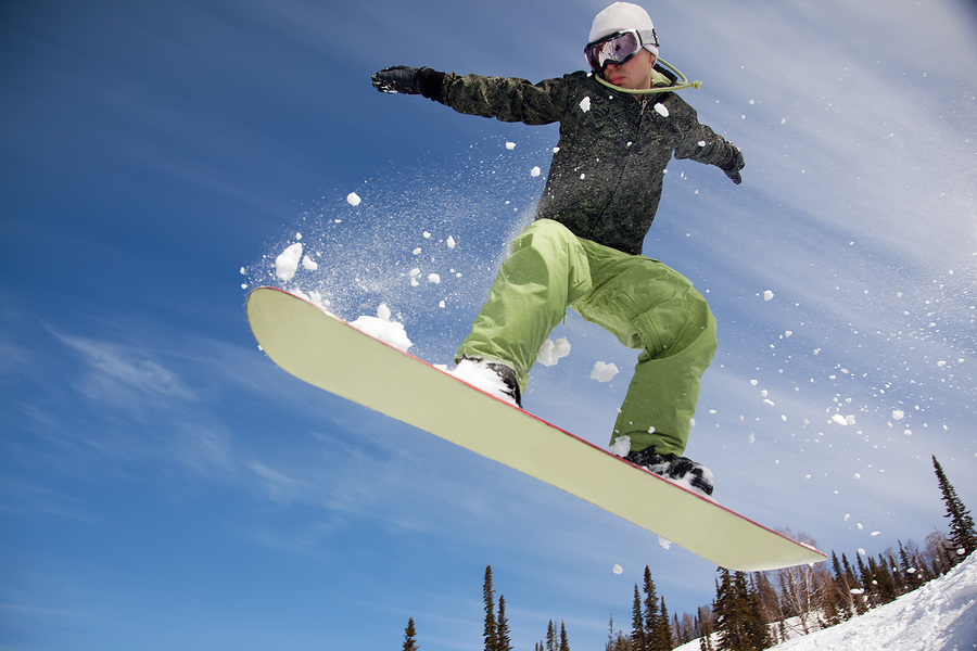 Injured Snowboarder Can Sue, Oregon High Court Rules