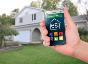 Home Smart Phone