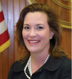 Texas Insurance Commissioner, Julia Rathgeber
