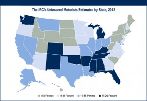 Uninsured Motorists 2014_Graphic