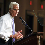Charlie Crist (AP Photo/John Raoux)