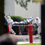 Ebola Patient in Atlanta AP Photo