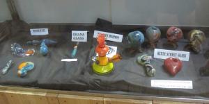 Marijuana accessories at Top Shelf Cannabis, Bellingham, WA.