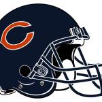 Chicago Bears Official Helmet