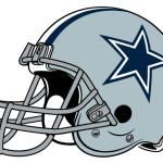 Dallas Cowboys Official Helmet