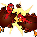 Turkey Bowl Collision
