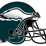 Philadelphia Eagles Official Helmet