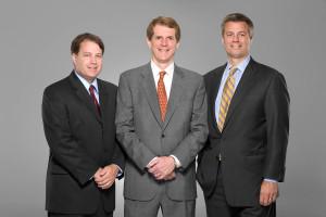 Greyling Insurance Partners (l to r): Robert Staed Jr., David Collings, Gregg Bundschuh