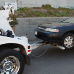 Los Angeles PD and NICB Warn of Bandit Towing Scams (PRNewsFoto/National Insurance Crime Bureau)