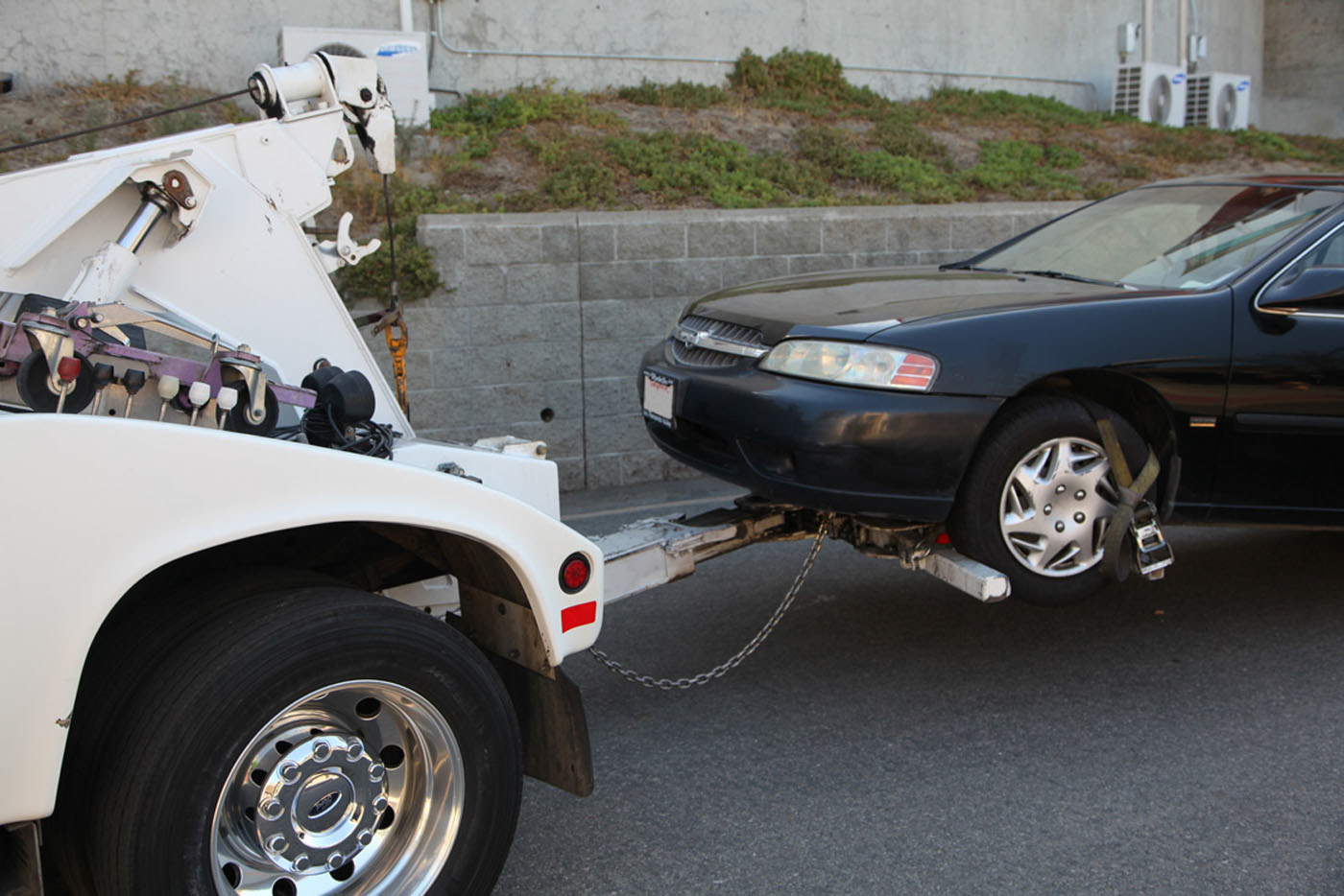 Car Accident Scams Los Angeles