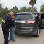 Edwin Bautista, 41, Sylmar, Calif., is a suspected crime ring leader arrested by California Department of Insurance detectives Jan. 29.