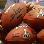NFL Super Bowl Footballs AP Photo