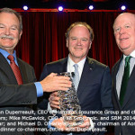 XL Group CEO Mike McGavick SRM Insurance Leader of the Year